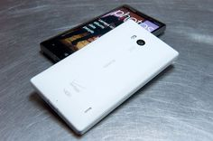Sleek and stylin' - Nokia Lumia Icon