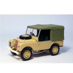 Land Rover Series I Land Rover Models, Amazing Toys, Shaun The Sheep, Land Rovers, Tin Toys, Vintage Denim, Cool Toys, Jeep, Cars