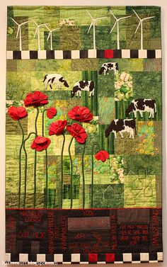 Festival of Quilts 2013 by bakercourt, via Flickr