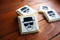 Breaking Bad Cookies - Whipped Bakery