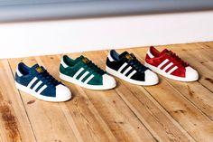 Adidas Superstar IILady Gaga Schwarz Rot Zele Männer Schuhe