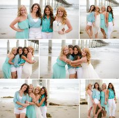 Best Friends Graduation Photo Session http://arianarandlephotography.com/plnu-graduates/