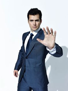 Henry Cavill for Event Magazine. Looking very handsome, I must say!!