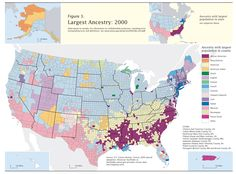 THE GERMANS HAVE INVADED!! Bravo on the graphic, U.S. Census. Can\'t wait \'til the 2010 version (likely next year)!