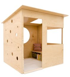 eco-friendly playhouse by Modern Playhouse