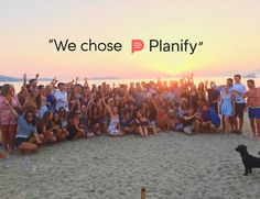 Read this article about how planify help EHL student committees to better organize their trips and events.