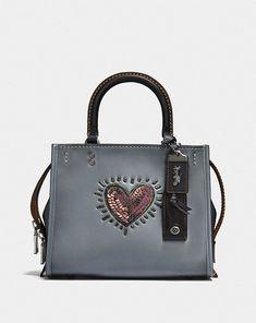 6b26e5314b Coach Coach X Keith Haring Rogue 25 Coach Purses, Coach Handbags, Coach  Bags,