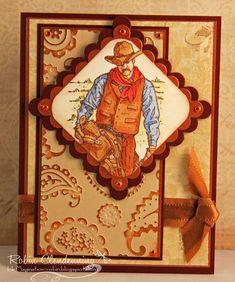Cowboy up-Wild Wild West set