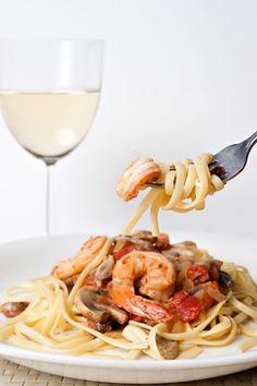 Shrimp Scampi Recipes with Pasta