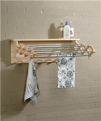 Wonder if I can build this drying rack for less then $100?