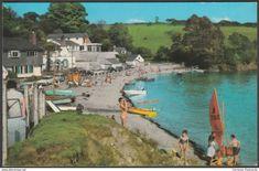 Helford, Cornwall, c.1970 - Postcard