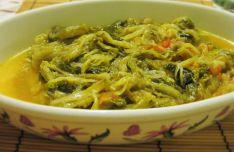 #italianrecipe #vegetarianrecipe #vegetables #contorni #ricettepentolaapressione ricetta semplice ma molto gustosa della tradizione lucana
