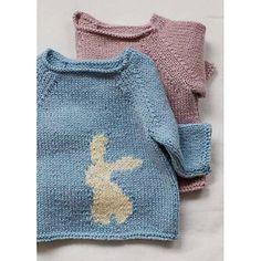 Buy Erika Knight for John Lewis Baby Sweater Knitting Pattern Online at johnlewis.com