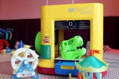XYZ launches a $249 3D printer for schools