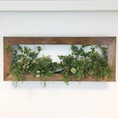 arrangement by artificial flower