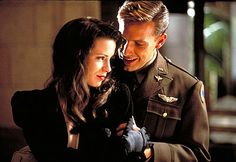 Nurse Lt. Evelyn Johnson Kate Beckinsale and Ben Affleck in Touchstone Pictures' Pearl Harbor - 2001