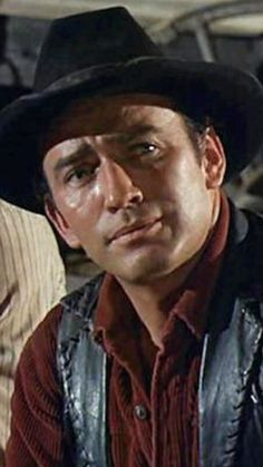 James Drury The Virginian 6 Degrees Of Separation, Chief Dan George, Best Barbecue Sauce, James Drury, Hot Cowboys, The Virginian, Tv Westerns, Favorite Tv Shows, Duke
