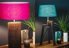 The Home Shop: Bold & Bright Lighting