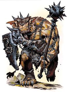 Fun fact, the only Bugbears I don't find laughable are the ones in Kalamar. Why are they furry when other goblins aren't!?!?