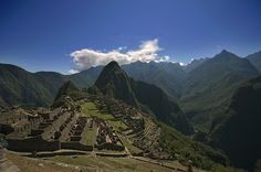 This is now a place I have been! (and LOVED!) Machu Picchu - Machu Picchu, Cusco