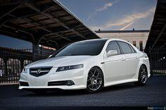 Acura TL Type S by faiz[rahman], via Flickr