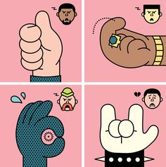 Rami Niemi - Google 검색 Japanese Graphic Design, Graphic Design Art, Graphic Design Illustration, Line Illustration, Character Illustration, Digital Illustration, Illustrations And Posters, Cute Drawings, Emoji
