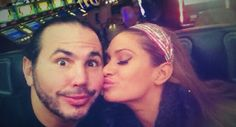 Matt Hardy Arrested for Assault, Left Bloody After Brawl with Wife