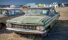 1959 Chevrolet Bel Air sedan Photo by: Jay Ramey