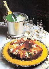Bolo-rei - Gastronomia de Portugal