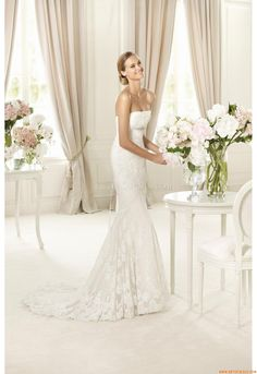 Wedding Dresses Pronovias Balira 2014
