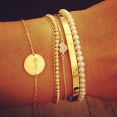 I want the lucky bracelet but with my initials  instead.