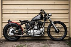 1962 Harley Davidson Ironhead Sportster XLCH bobber chopper