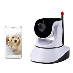 Security Camera, Nexgadget 720P Wireless IP Camera Home Surveillance WiFi Camera Pan Tilt with Two-Way Audio, Night Vision, Baby Pet Video Monitor Nanny Cam, Motion Detection P2P Network Camera