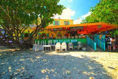 The Beach Bar, Cruz Bay, St John, USVI
