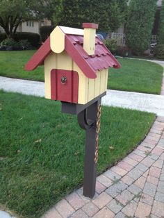 1000 images about mailboxes on pinterest mailbox ideas - Unique mailboxes for rural ...