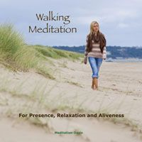 Walking Meditation ..How to meditate while walking..Walking meditation can be just as profound as sitting meditation, and has the advantage of bringing the meditative experience into our activity.