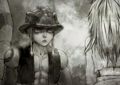 Meruem and Komugi Hunter x Hunter beautiful