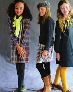 Classic Fall Looks from Olive Juice Kids #fall #kidsclothes
