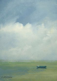 Morning Calm 9 x 12 Signed Limited Edition Giclée on Canvas