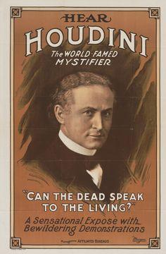 Harry Houdini                                                                                                                                                                                 Más