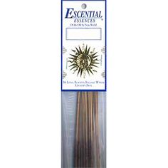 Stick incense that is strongly scented & elegantly packaged. For inspiring harmony in mind, body & spirit.