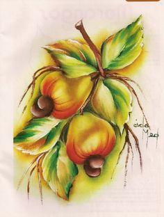 Fazendo artes by Vandinha: pintura em tecido