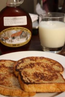 Perfect French Toast (& it's a Weight Watchers recipe!)