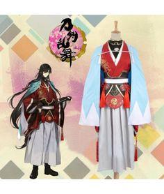 Touken Ranbu Online Izuminokami Kanesada Cosplay Costumes