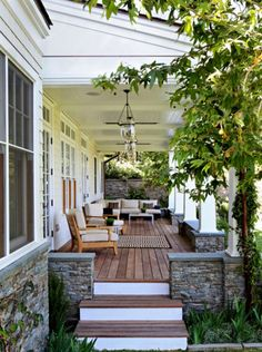 How To Make Your Porch Inviting
