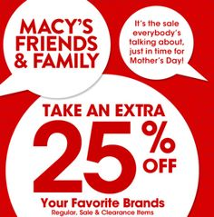 A knit jacket & cute purse. What more could a girl want at the Macy's Friends & Family sale? How about a 25% off coupon code?!