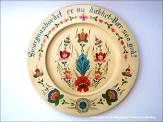 The revival of rosemaling in the Norwegian-American community is often credited to Per Lysne. He was born December 8, 1880 in Laerdal, Sogn, Norway. His father, Anders Olsen, was an artist whose work was recognized at the Paris Exposition in 1893 and it was from him that Lysne learned rosemaling.