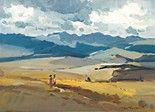 #StandardBank Corporate Collection: Titta Fasciotti, Transkei, Oil on board #SouthAfrica #Art Marlene Dumas, South African Artists, Contemporary Artists, 18th Century, Masters, Old Things, Painting, Master's Degree, Painting Art