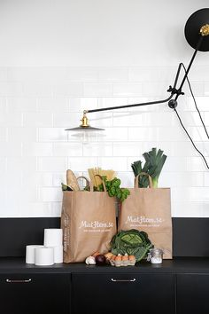 Black Kitchen from Ballingslöv. Just nu får du 200 kr i prova-på-rabatt hos Mathem.se om du anger koden TRENDENSER i kassan! #sponsoredpost