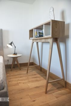 Our design bureau has developed a set of furniture for one of Kiev apartments. It includes: coffee tables, objects in the kitchen, bathroom and hallway, and bedroom furniture. Ikea Furniture, Plywood Furniture, Unique Furniture, Furniture Projects, Bedroom Furniture, Furniture Design, Furniture Inspiration, Interior Inspiration, Wood Design